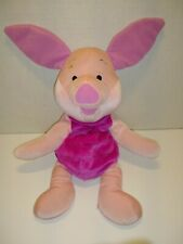 Soft n' Silly Piglet Fisher Price Winnie The Pooh & Friends Plush Toy Disney