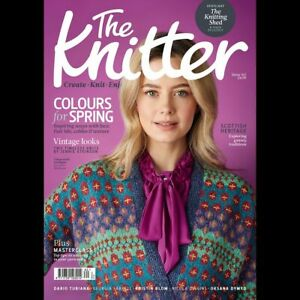 The Knitter Magazine Issue 162 Colours For Spring Scottish Heritage