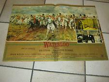 FOTOBUSTA Napoleone Bonaparte WATERLOO,R.STEIGER PLUMMER ORSON WELLES