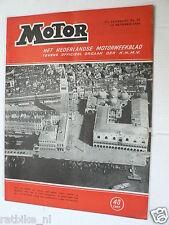 MO6042-VENETIE RIALTO,TRIUMPH MODELS,SIX-DAYS HONDA VAN OMMEREN,NEERINEX TRIAL