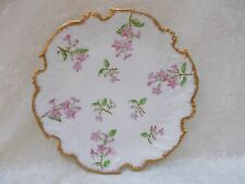 Vintage T & V Plymouth RHS Mayflower Plate