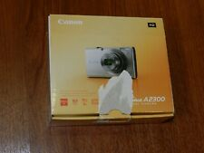 Open Box - Canon PowerShot A2300 16.0MP Camera - BLACK - 01380314667