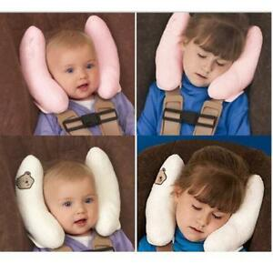 Baby Infant Toddler Car Auto Seat Head Neck Support Pillow Kids Travel Pillow BA