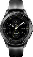 NEW! Samsung Galaxy Watch SM-R810 42mm Stainless Midnight Black Bluetooth + GPS