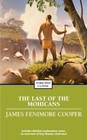 The Last of the Mohicans [Enriched Classics] [ Cooper, James Fenimore ] Used -