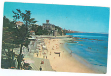 Pan Am Portugal Postcard - Vintage Mid Century Pan American Airlines Travel Card