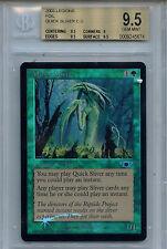 MTG Quick Sliver BGS 9.5 Gem Mint  Legions Foil Magic Card Amricons 5674