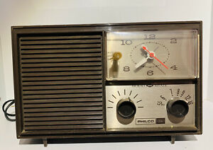 Philco Ford Radio Model S-790 BR Vintage Solid State