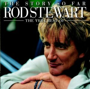 ROD STEWART the story so far - the very best of