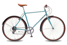 Sale 30% OFF - Foffa Dandy hybrid city bicycle (Azure - Size Small)