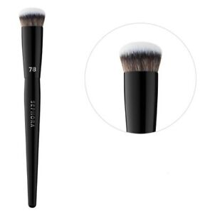New Black SEPHORA PRO #78 Contour Brush - Authentic Brand New