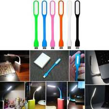 Mini luce LED USB notebook PC laptop portatile viaggio lettura lampada computer
