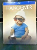 The Hangover (Blu-ray Disc, 2013) SteelBook Edition Brand New