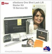 Elleebana Eyelash One Shot Lash Lift Kit for Eye Lash Perming 15 Applications