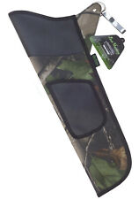 TRADITIONAL CAMO SIDE HIP ARROW QUIVER ARCHERY PRODUCTS FAQ-111 CAMO