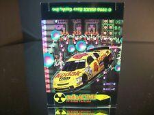Insert Sterling Marlin #4 Kodak Maxx Race Cards Radioactive 1996 Card #RA 13