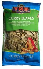 Curry Leaves - Dried Herb - 30g Bag - TRS Brand