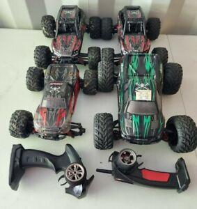 Rc Joblot 1/16 Scale 4 Cars Off Road vatos spirit
