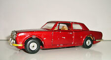 VINTAGE CAR VOITURE CORGI ROLLS ROYCE CORNICHE MADE IN GT. BRITAIN (14x5cm)