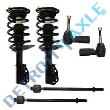 Front Strut w/Coil Spring Inner Outer Tierod Kit for Buick Park Avenue Riviera