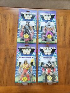 Masters of the WWE Universe Wave 1 Complete