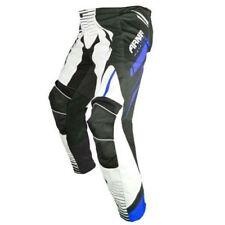 Pantalones de motocross color principal azul para hombre