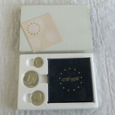 USA 1976 s BICENTENNIAL SILVER PROOF SET - complete