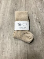Cashmere Socks | Johnstons of Elgin | Made in Scotland | Oatmeal | Soft and Snug