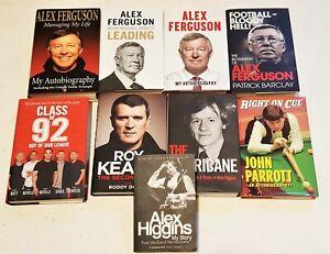 Football books Manchester United interest