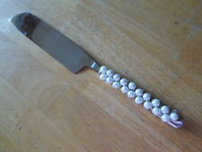 Wedding cake knife, stainless steel, used with beads