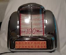 "Crosley Am/Fm/ Cassette Juke Box ""Spirit Of St. Louis"" Radio"