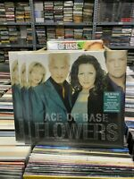 Ace Of Base LP Flowers Clear Vinyl 2020 Versiegelt Neu