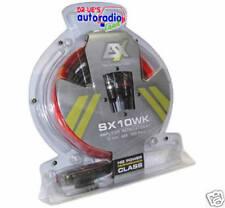 * ESX SX10WK 10qmm Kabelkit standart Qualität