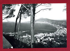 CARTOLINA -  CASTELLAMARE di STABIA PANORAMA da Monte Faito