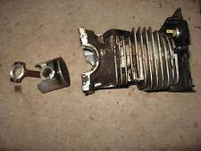 Super 610 McCulloch 605 3.7 3.4 610 650 Chainsaw Engine 60CC 3.7 Mac Saw