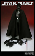 """DARTH VADER STAR WARS IV FIGURE ANH  A NEW HOPE 12"""" 1/6 SIDESHOW NEW MIP"""