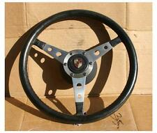 Vintage Ferrero Momo Personal Nardi Le Mans Porsche Steering Wheel 911 912 356
