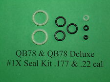 QB78, XS78, TH78 Complete O-Ring & Seal Kit  #1X  .177 &  .22 cal.