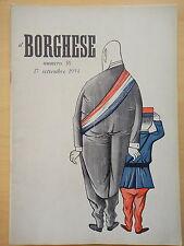 1954-IL BORGHESE-Direttore LEO LONGANESI-Anno V, Numero 30