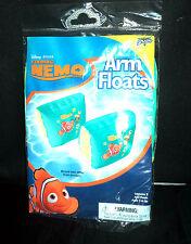 Disney Pixar Nemo Arm Floats, Learn to Swim Aids - New in Sealed Pkg.