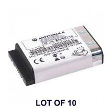 10 Motorola Nntn4655B Oem Battery Lot i60c i760 i730 i875 i850 i50sx i450 i870