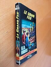 ► FLEUVE NOIR  ANTICIPATION N°256 - 1964 - LE GRAND FEU - B.R. BRUSS