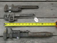 Antique Vintage Lot Of 3 Tools.