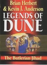 The Butlerian Jihad: Legends of Dune By Brian Herbert, Kevin J. .9780340823309