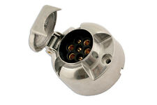 Connect 39947 7 Pin Metall Steckdose 12 Volt 12N