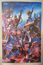 Eternity #1 1:40 Massafera cover e variant valiant Kindt Hairsine