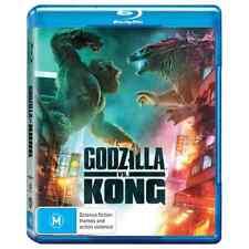 Godzilla VS Kong Blu-ray Region B