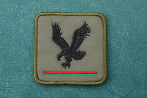 BRITISH ARMY - 4 Regiment Army Air Corps Sew On Patch no1714