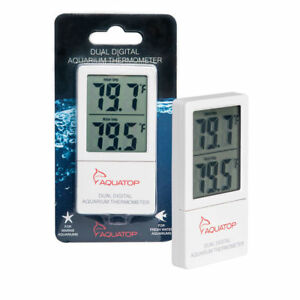Aquatop External Dual Digital Aquarium Thermomter (Free Shipping in USA)