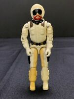 GI JOE SNOW JOB 1983 Hasbro vintage action figure w/backpack